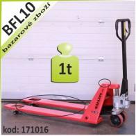 Paletový vozík snížený BFL10-171016