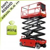 Montážní plošina AWPS4696HD