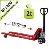 Paletový vozík BF1800