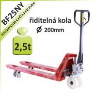Paletový vozík BF25NY