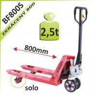 Paletový vozík BF800S