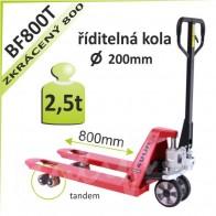 Paletový vozík BF800T