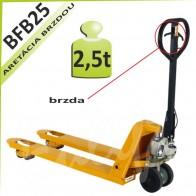 Paletový vozík BFB25