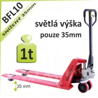 Paletový vozík BFL10