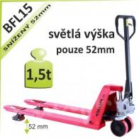 Paletový vozík BFL15