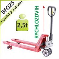 Paletový vozík BFQ25