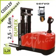 Vysokozdvižný vozík CDD12F
