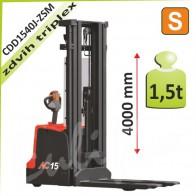 Vysokozdvižný vozík CDD1540J-ZSM