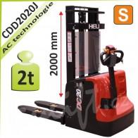 Vysokozdvižný vozík CDD2020J