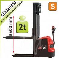 Vysokozdvižný vozík CDD2035J