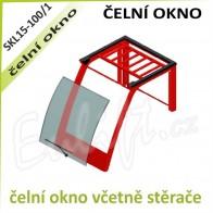 Čelní sklo SKL15-100-1