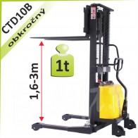 Vysokozdvižný vozík CTD10B