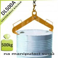 Kleště na sudy DL500A