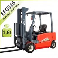 Akumulátorový vozík EFG316