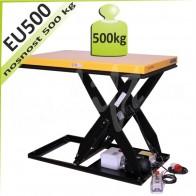 Zdvihací plošina EU500