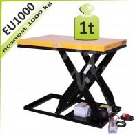 Zdvihací plošina EU1000