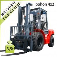 Vysokozdvižný vozík HELI VD35 T