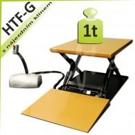 Zdvihací plošina HTF-G