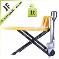 Paletový vozík JF