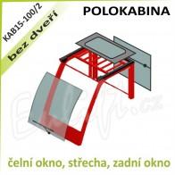 Kabina KAB15-100-2