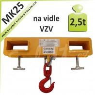 Závěsný hák MK25