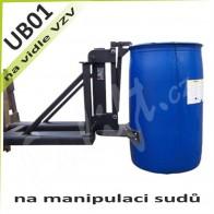 Nosič sudů UB01