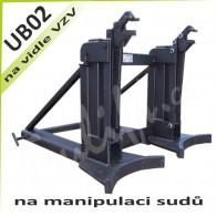 Nosič sudů UB02