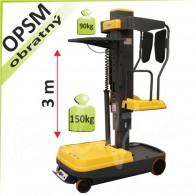 Vysokozdvižný vozík OPSM