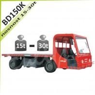 Plošinový vozík elektrický BD150K