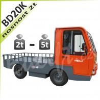Plošinový vozík elektrický BD20K