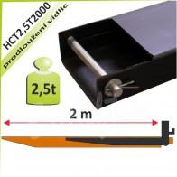 Prodloužení vidlic HCT2,5T2000