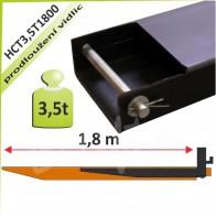Prodloužení vidlic HCT3,5T1800