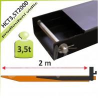 Prodloužení vidlic HCT3,5T2000