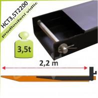 Prodloužení vidlic HCT3,5T2200