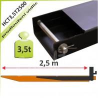 Prodloužení vidlic HCT3,5T2500