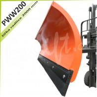 Sněhová radlice PWW 200