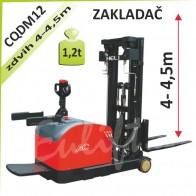 Regálový zakladač CQDM1240