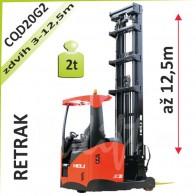 Retrak CQD2030G2
