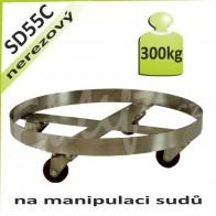 Podvozek na sudy SD55C