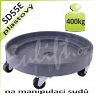 Podvozek na sudy SD55E