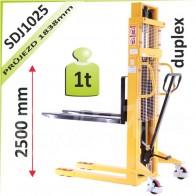 Vysokozdvižný vozík SDJ1025