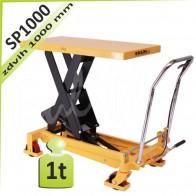 Zdvihací stůl SP1000