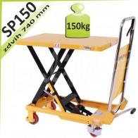 Zdvihací stůl SP150