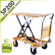 Zdvihací stůl SP200