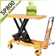 Zdvihací stůl SP800