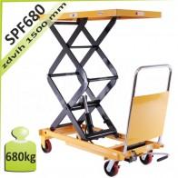 Zdvihací stůl SPF680