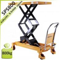 Zdvihací stůl SPS800