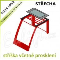 Střecha SKL15-100-2