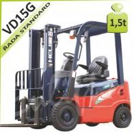 Vysokozdvižný vozík VD15 G diesel