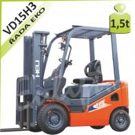 Vysokozdvižný vozík VD15 H3 diesel
